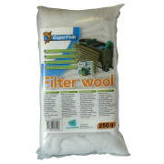 l_sf white filter wool 250 gram
